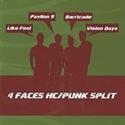 Obrázek pro výrobce CD 4 faces HC/punk split 2007
