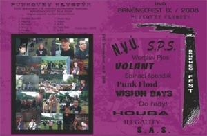 Obrázek pro výrobce DVD Dokument z Brněnecfestu 2008