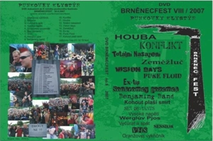 Obrázek pro výrobce DVD Dokument z Brněnecfestu 2007