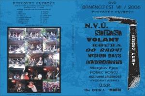 Obrázek pro výrobce DVD Dokument z Brněnecfestu 2006