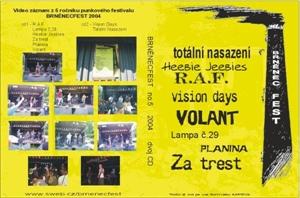 Obrázek pro výrobce video CD Dokument z Brněnecfestu 2004