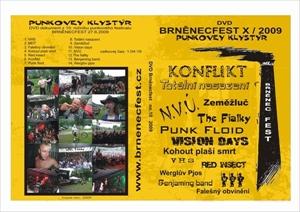 Obrázek pro výrobce DVD Dokument z Brněnecfestu 2009