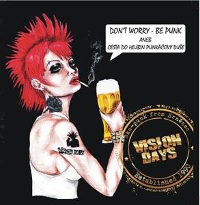 Obrázek pro výrobce CD Don´t worry be punk 2013