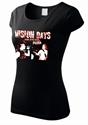Obrázek pro výrobce triko dámské motiv LIVE