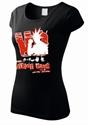 Obrázek pro výrobce triko dámské motiv VD 2010 ve velikostech S, M